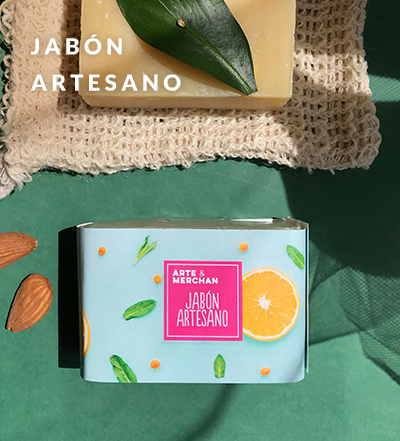 Arte y Merchan-regalos exclusivos-jabon-artesano