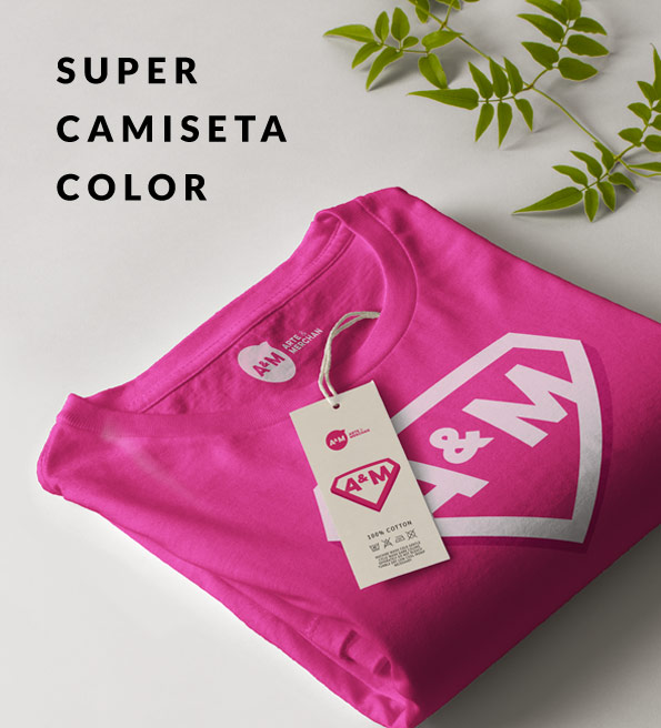 regalos especializados-Arte y Merchan-super-camiseta-color