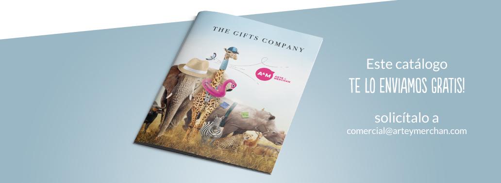 The gifts company catálogo. Solicítalo gratis!